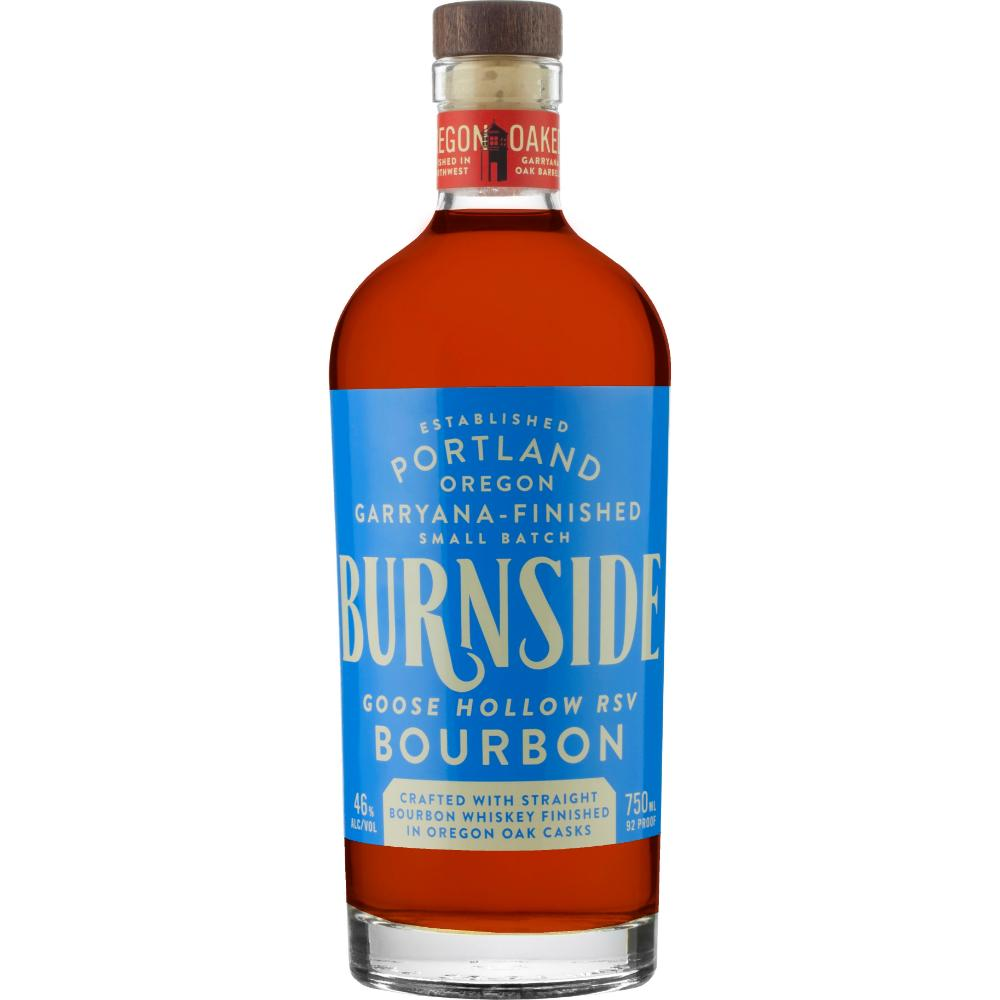 Burnside Goose Hollow RSV Bourbon Bourbon Burnside Whiskey