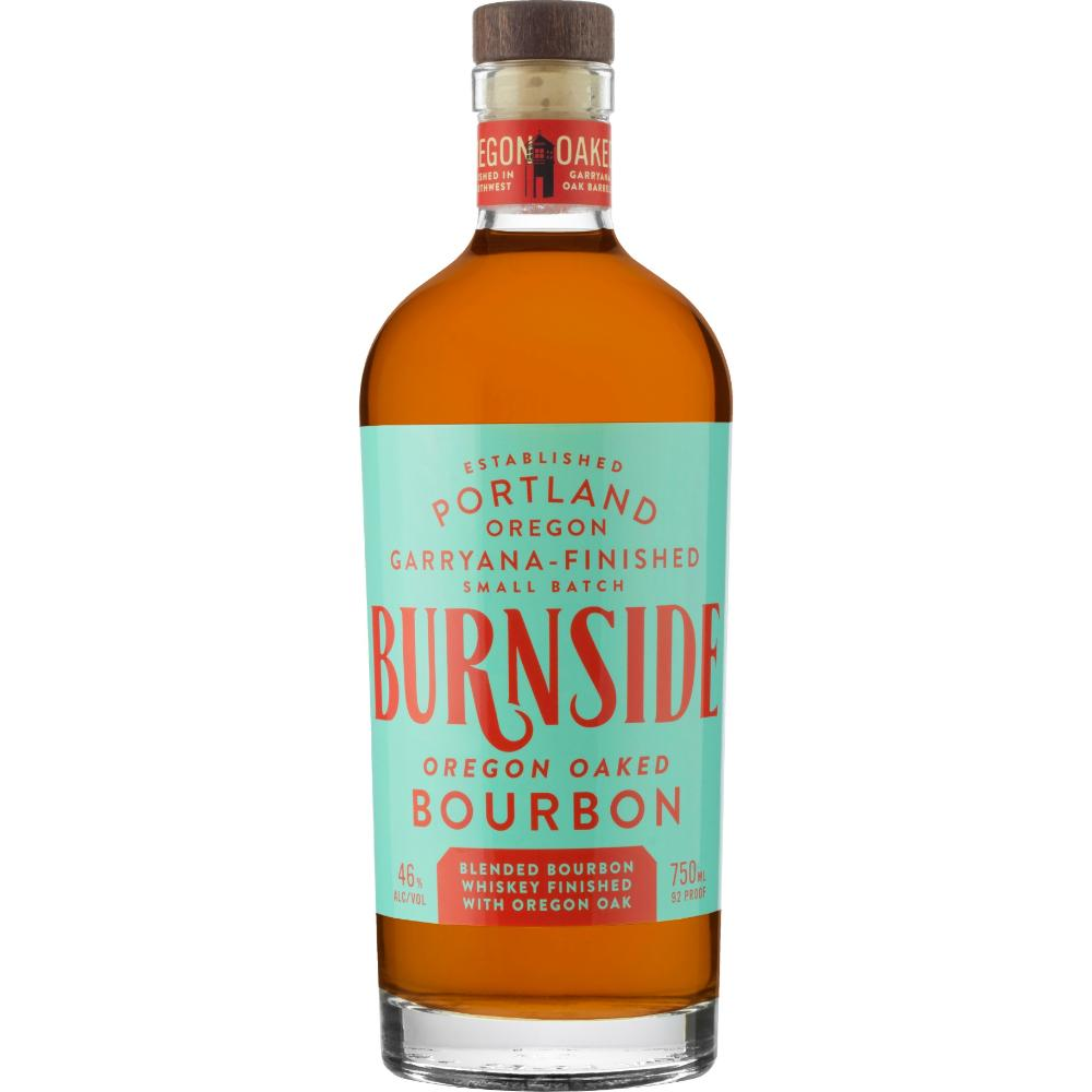 Burnside Oregon Oaked Bourbon Bourbon Burnside Whiskey