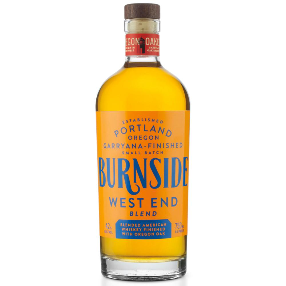 Burnside West End Blend American Whiskey Burnside Whiskey