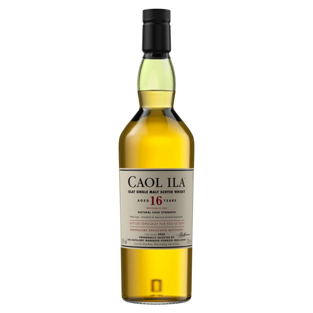 Caol Ila 16 Year Old Fèis Ìle 2020 Edition Scotch Caol Ila