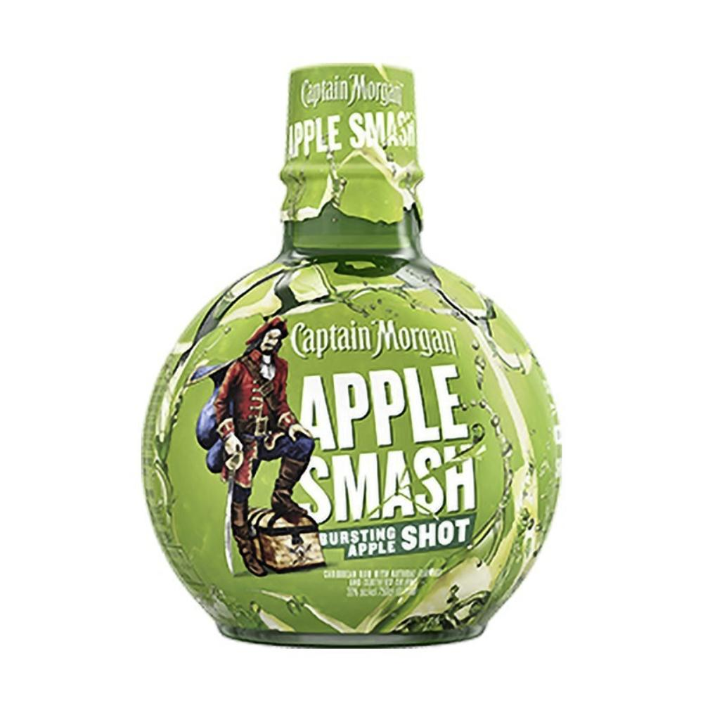 Captain Morgan Apple Smash Rum Captain Morgan
