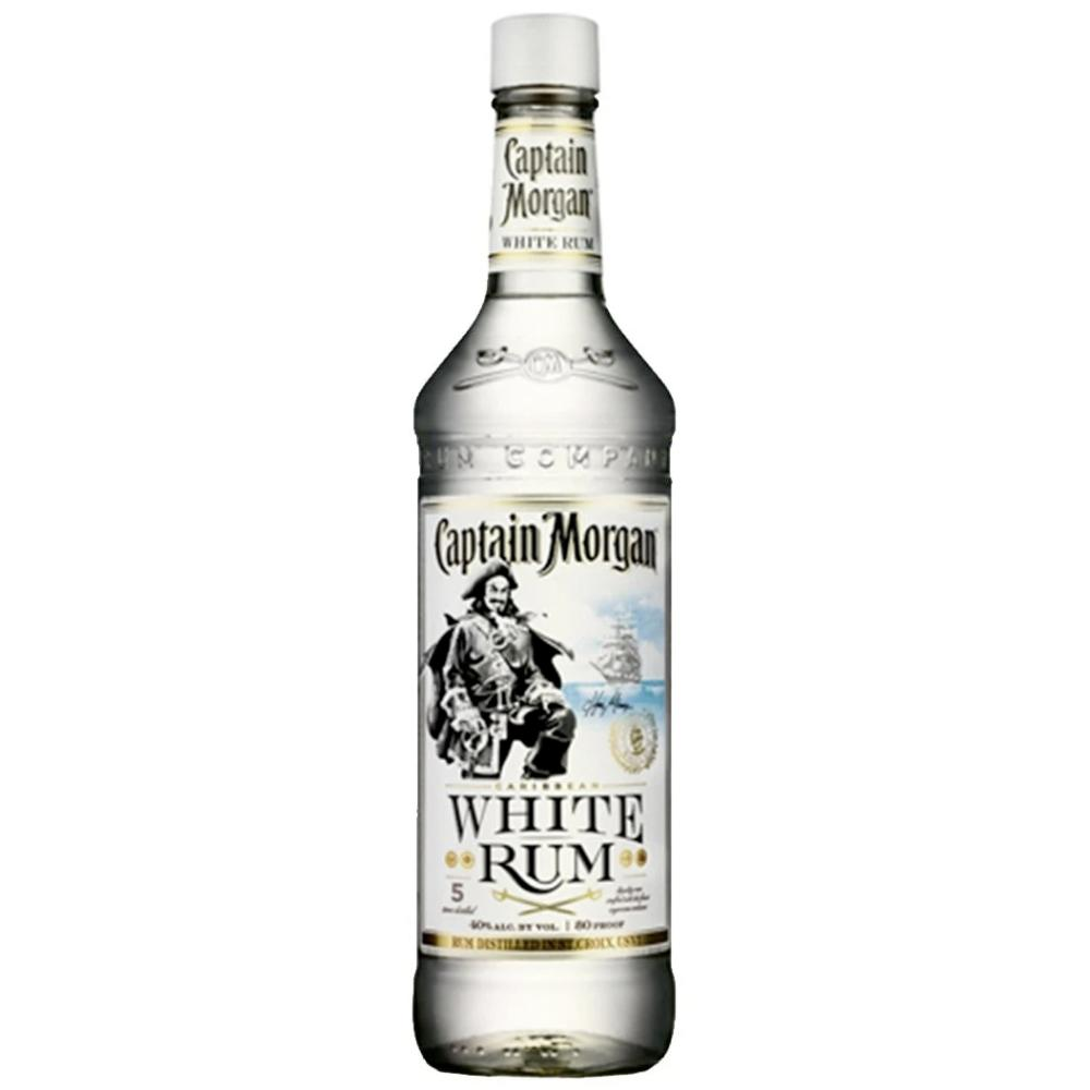 Captain Morgan White Rum Rum Captain Morgan