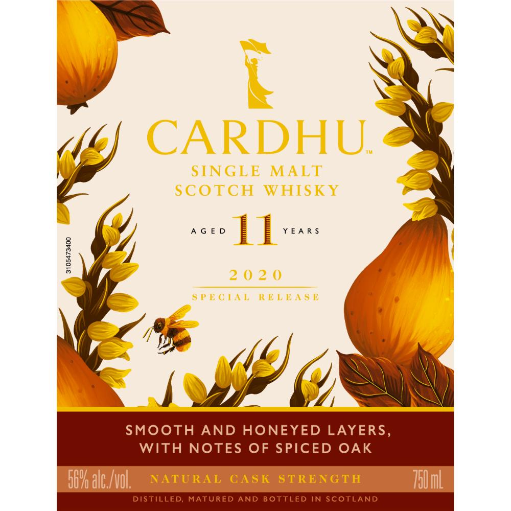 Cardhu 11 Year Old 2020 Special Release Scotch Cardhu Distillery