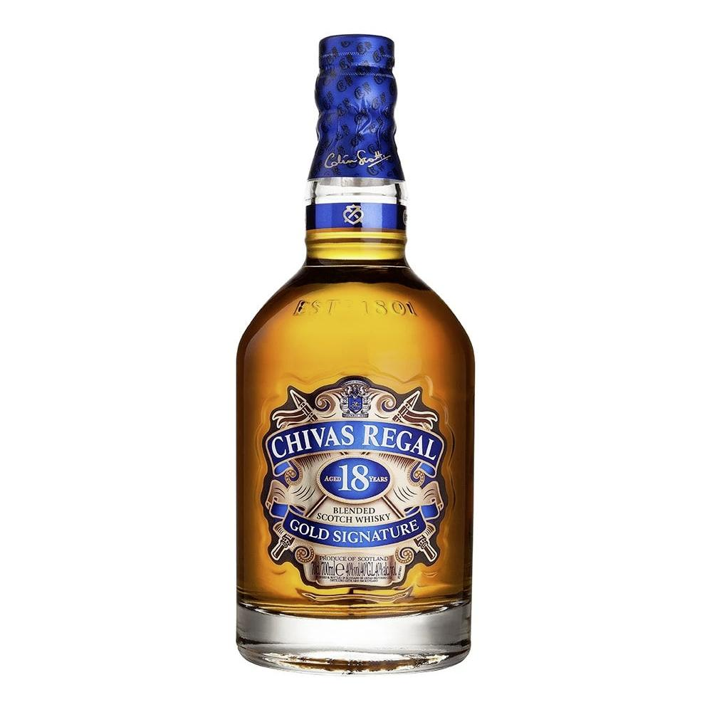 Chivas Regal 18 Scotch Chivas Regal