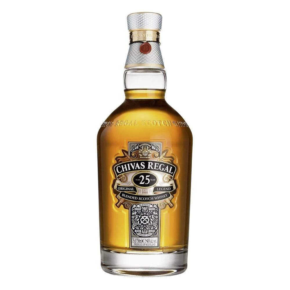 Chivas Regal 25 Scotch Chivas Regal