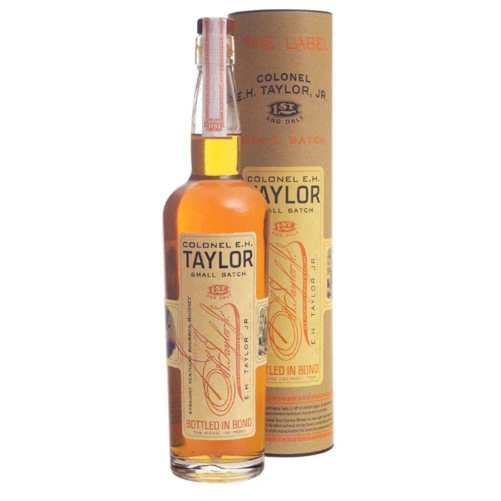 Colonel E.H. Taylor, Jr. Small Batch Bourbon Colonel E.H. Taylor