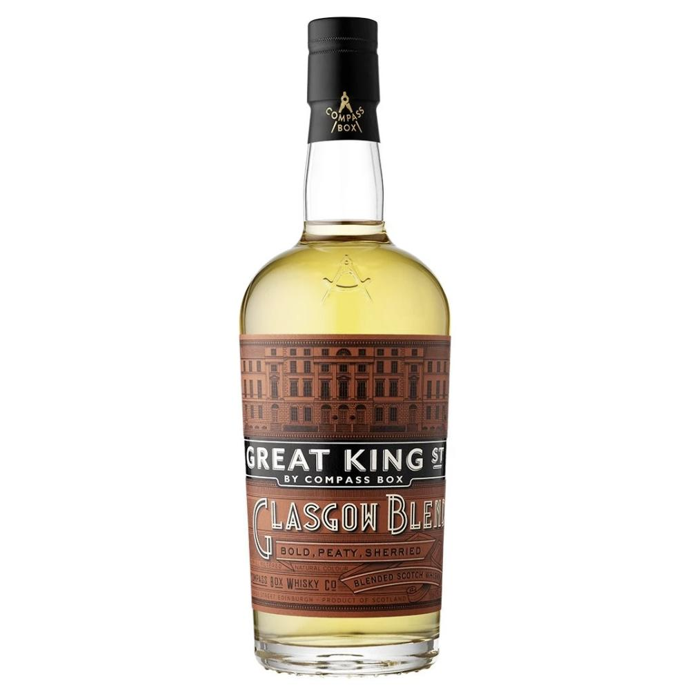 Compass Box Great King Street Glasgow Blend Scotch Compass Box