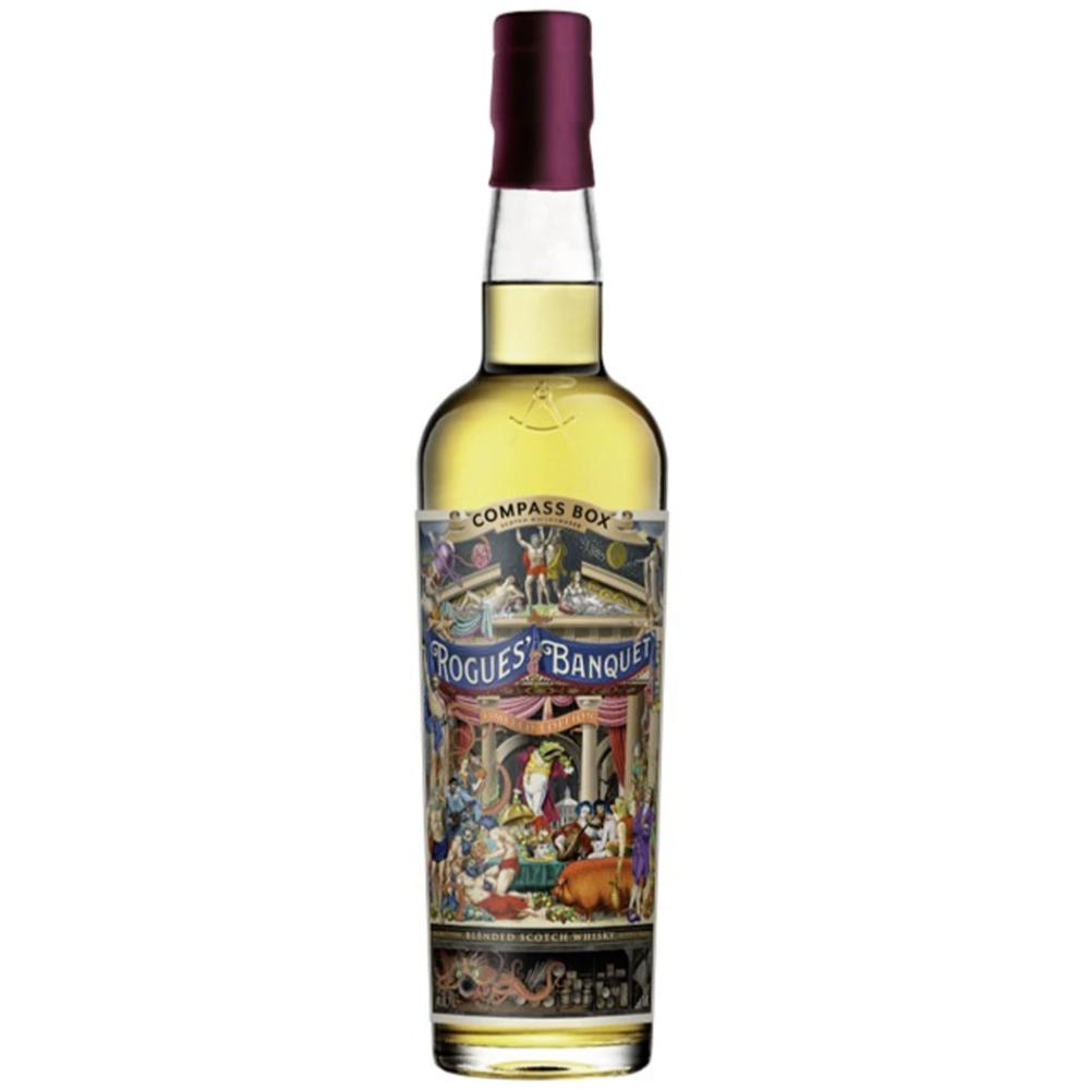Compass Box Rogues' Banquet Scotch Compass Box