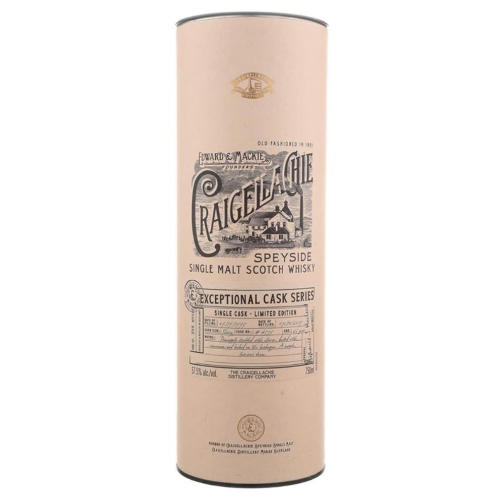 Craigellachie Exceptional Cask Series 23 Year Old Scotch Scotch Craigellachie