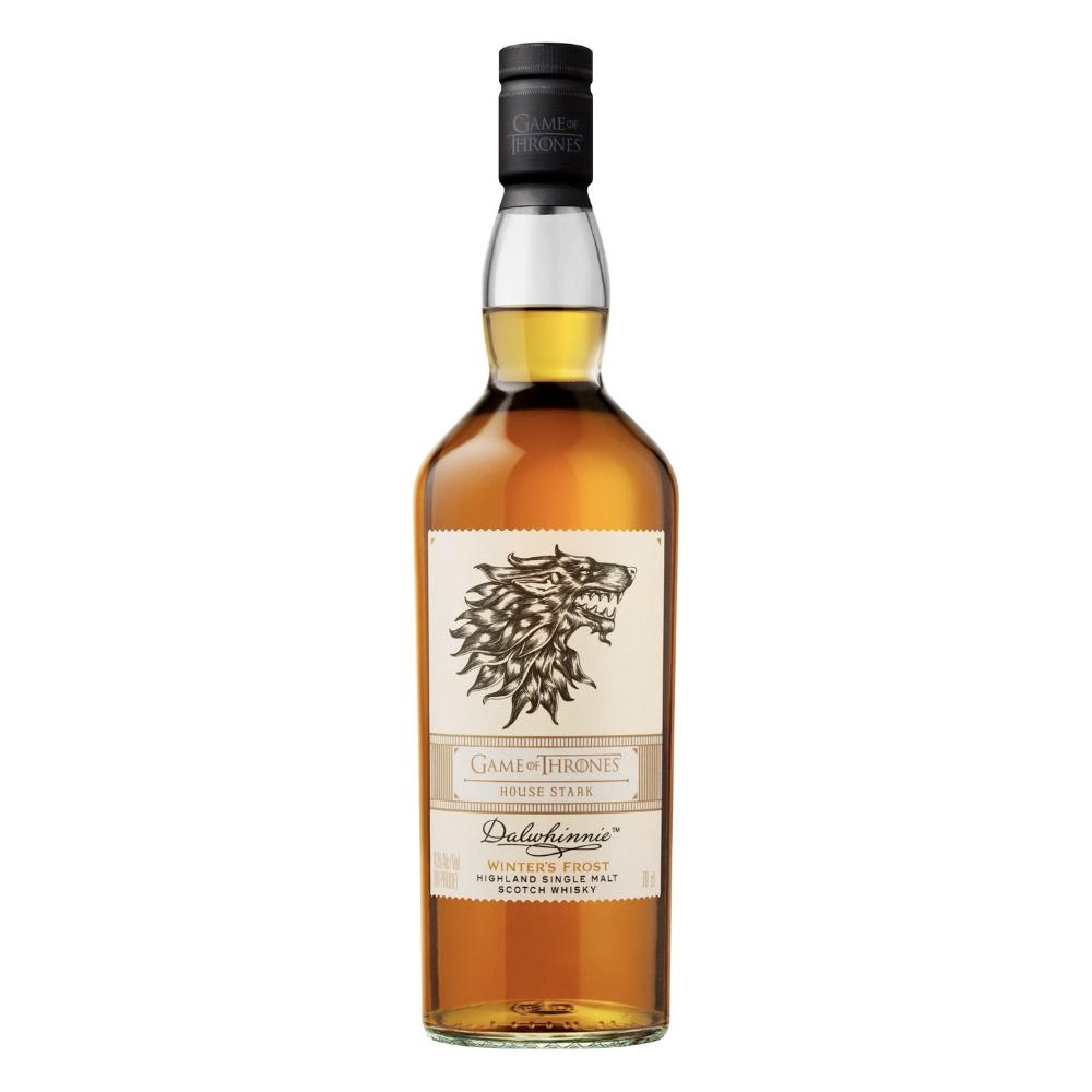 Dalwhinnie Winter's Frost - Game Of Thrones House Stark Scotch Dalwhinnie