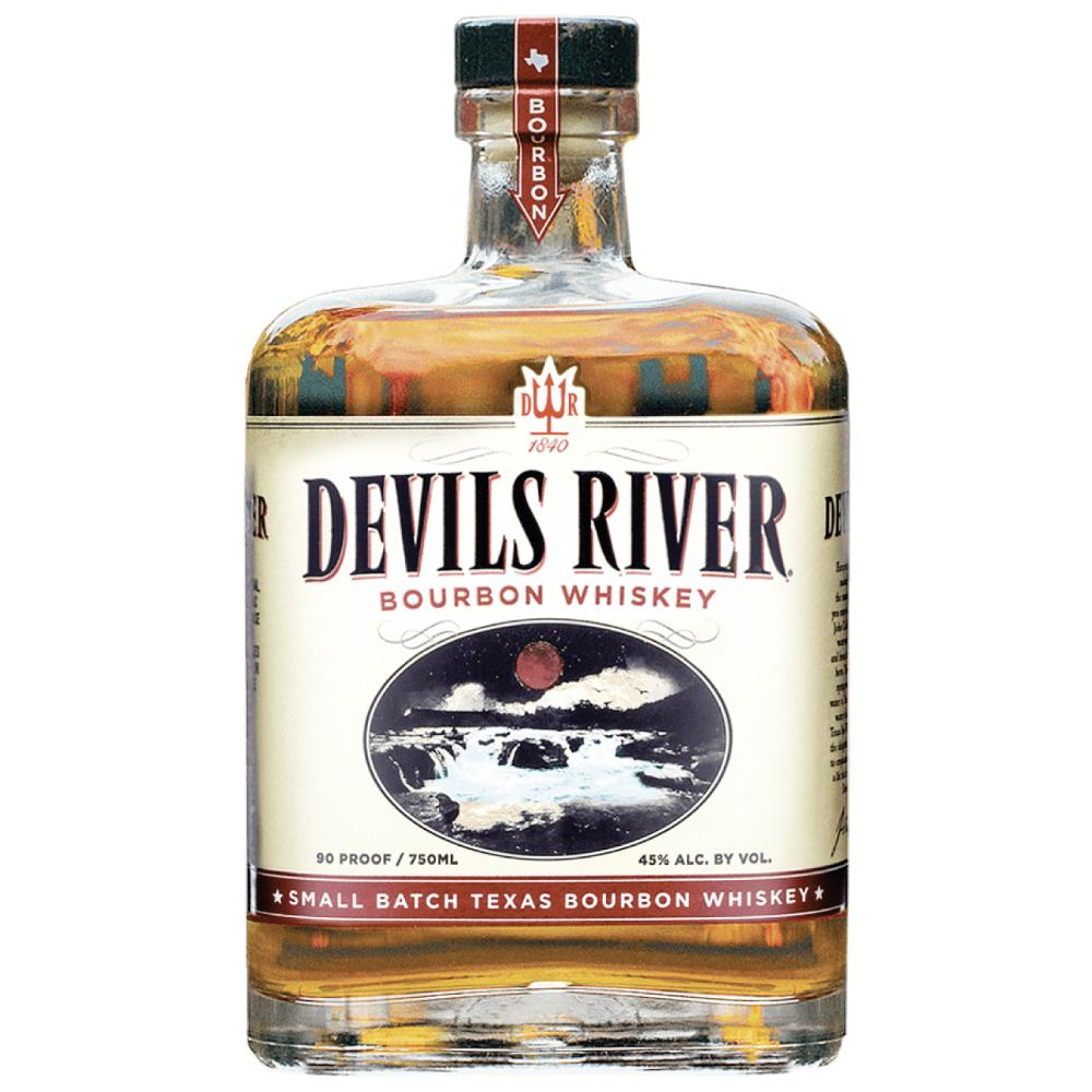Devils River Bourbon Whiskey Bourbon Devils River Whiskey