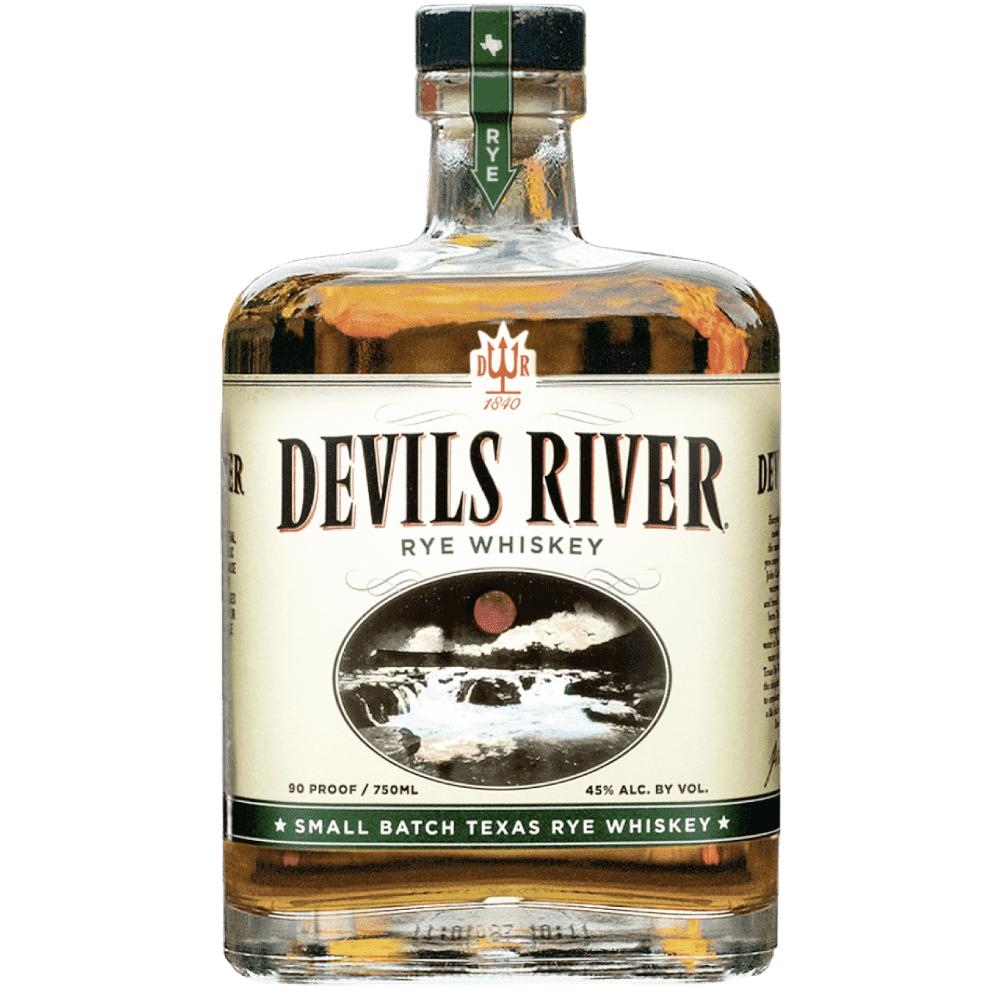Devils River Rye Whiskey Rye Whiskey Devils River Whiskey