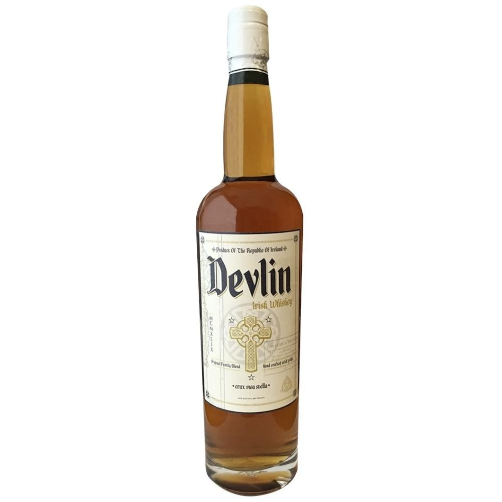 Devlin Irish Whiskey Irish whiskey Devlin