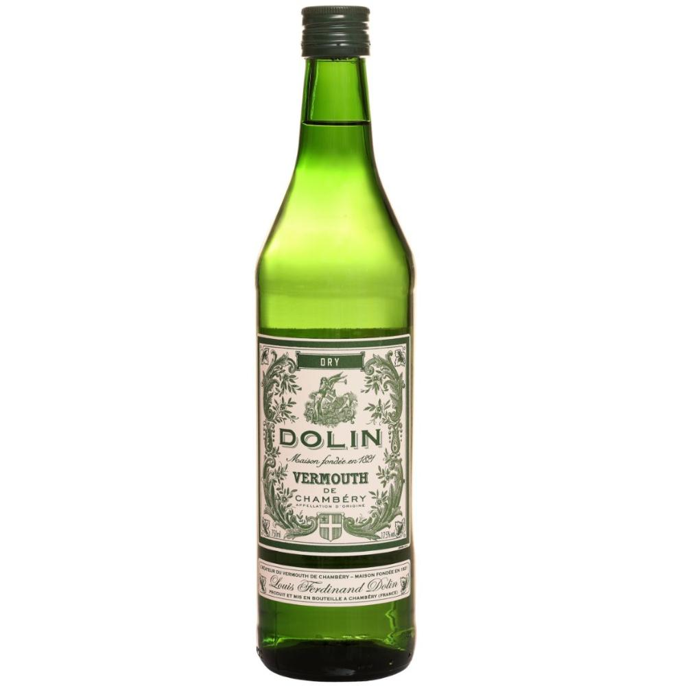 Dolin Vermouth De Chambery Dry Vermouth Dolin