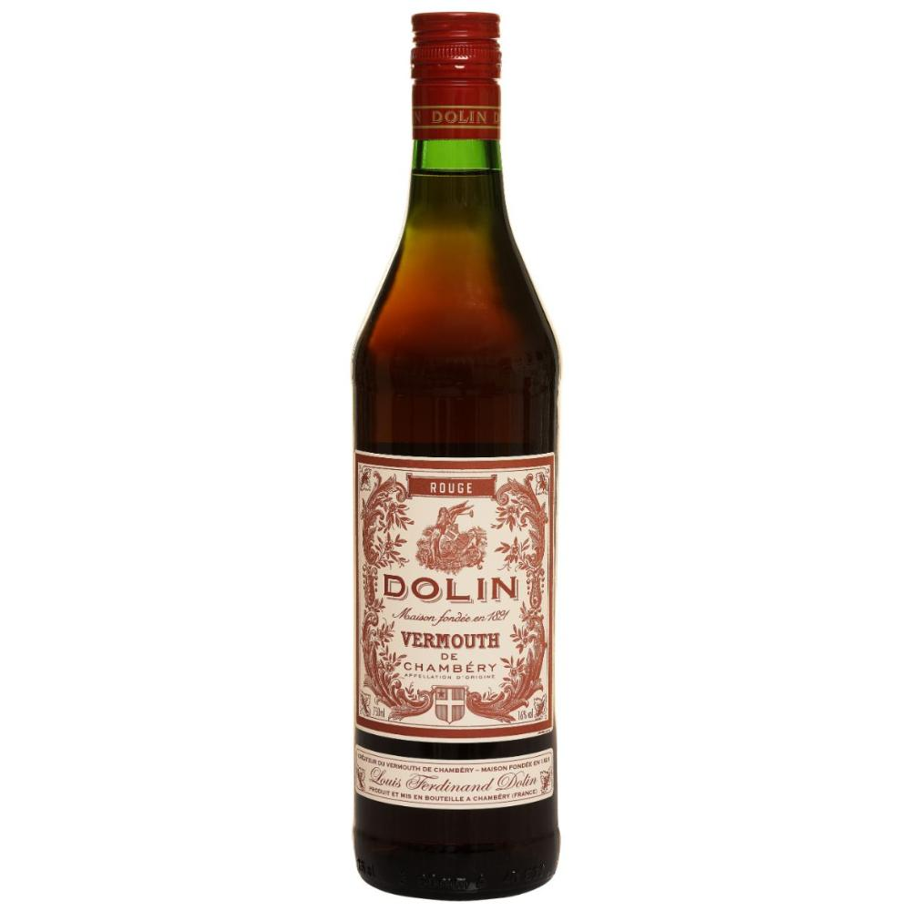 Dolin Vermouth De Chambery Rouge Vermouth Dolin