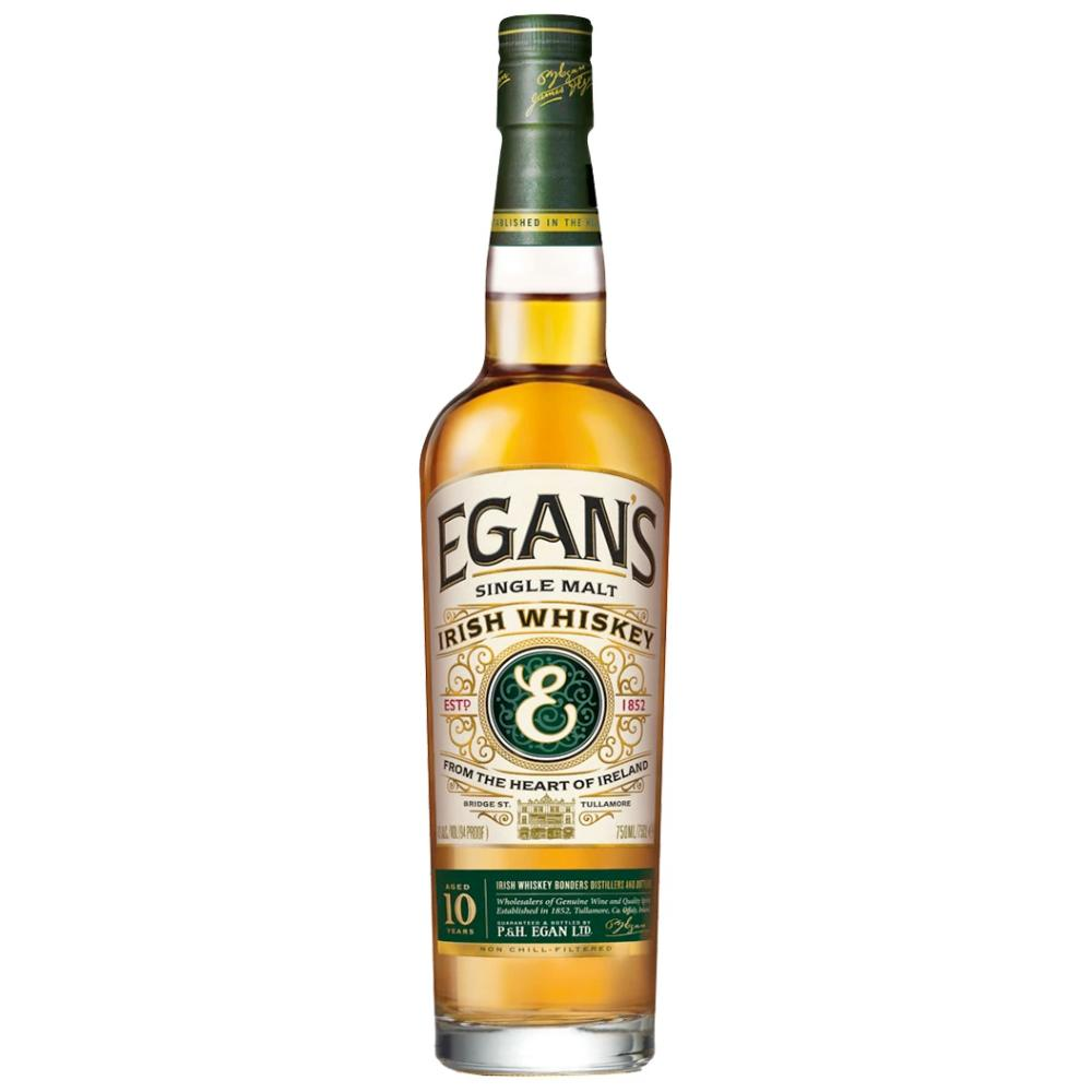 Egan's 10 Year Old Single Malt Irish Whiskey Irish whiskey Egan's Irish Whiskey
