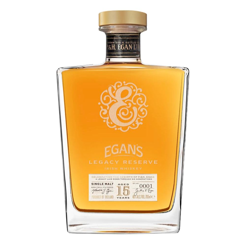 Egan's Legacy Reserve Irish Whiskey Irish whiskey Egan's Irish Whiskey