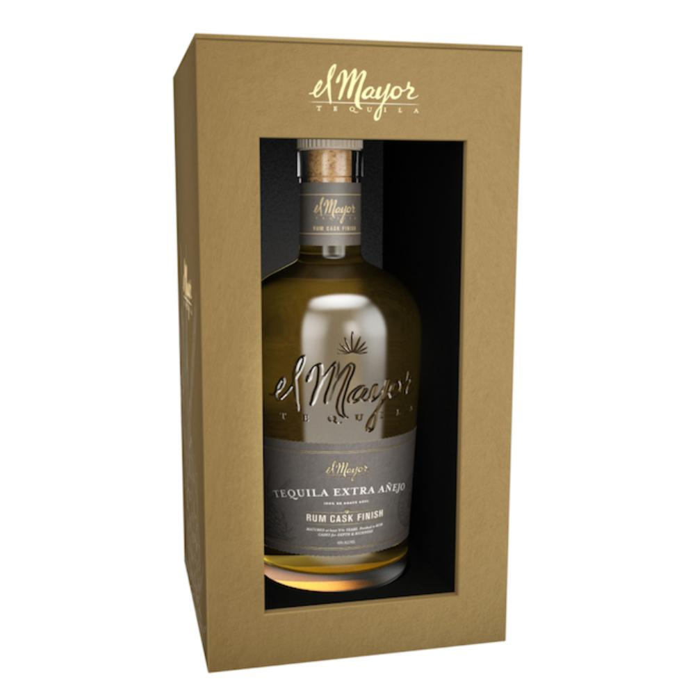 El Mayor Extra Añejo Rum Cask Finish Tequila El Mayor Tequila