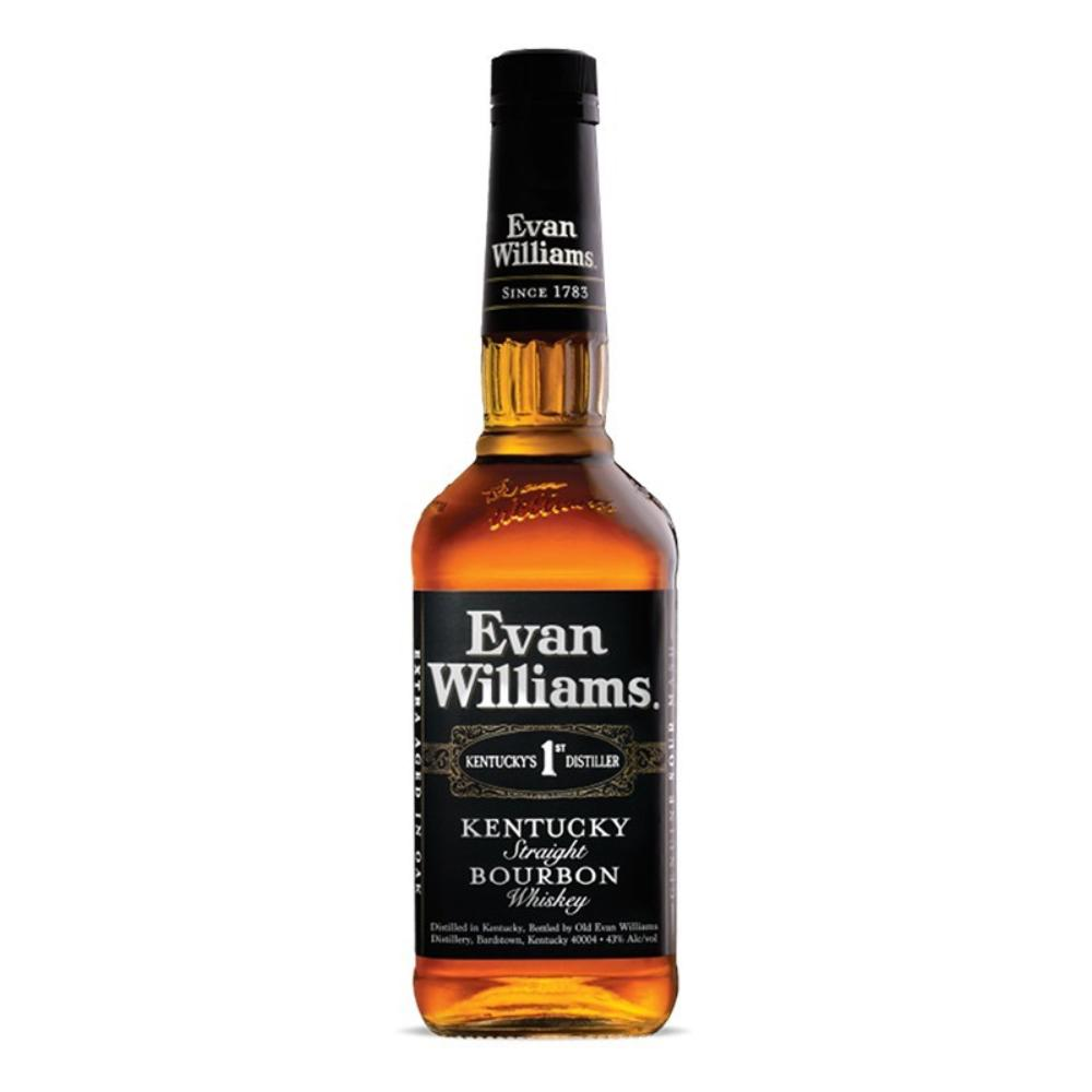 Evan Williams Bourbon Whiskey Bourbon Evan Williams