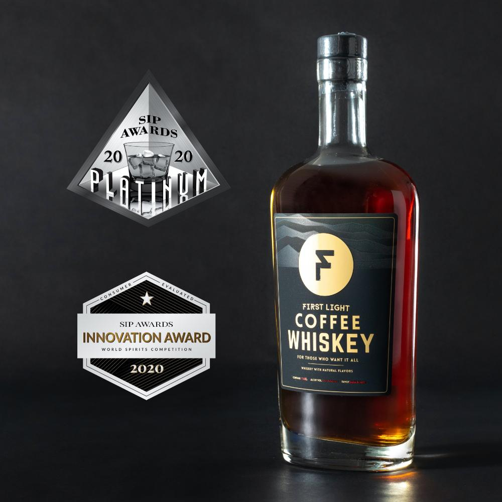 First Light Dark Roast Coffee Whiskey Whiskey First Light Coffee Whiskey