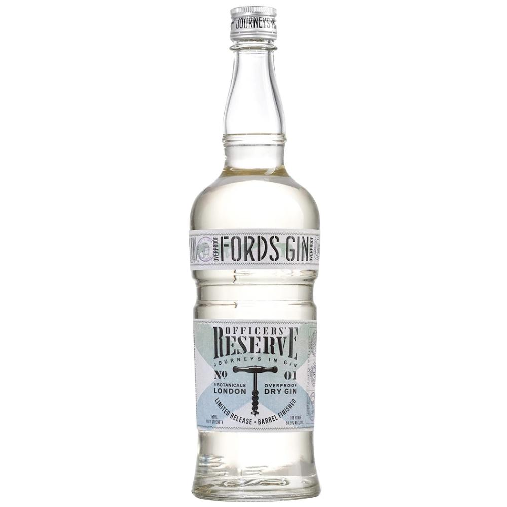 Fords Gin Officers Reserve Gin Fords Gin