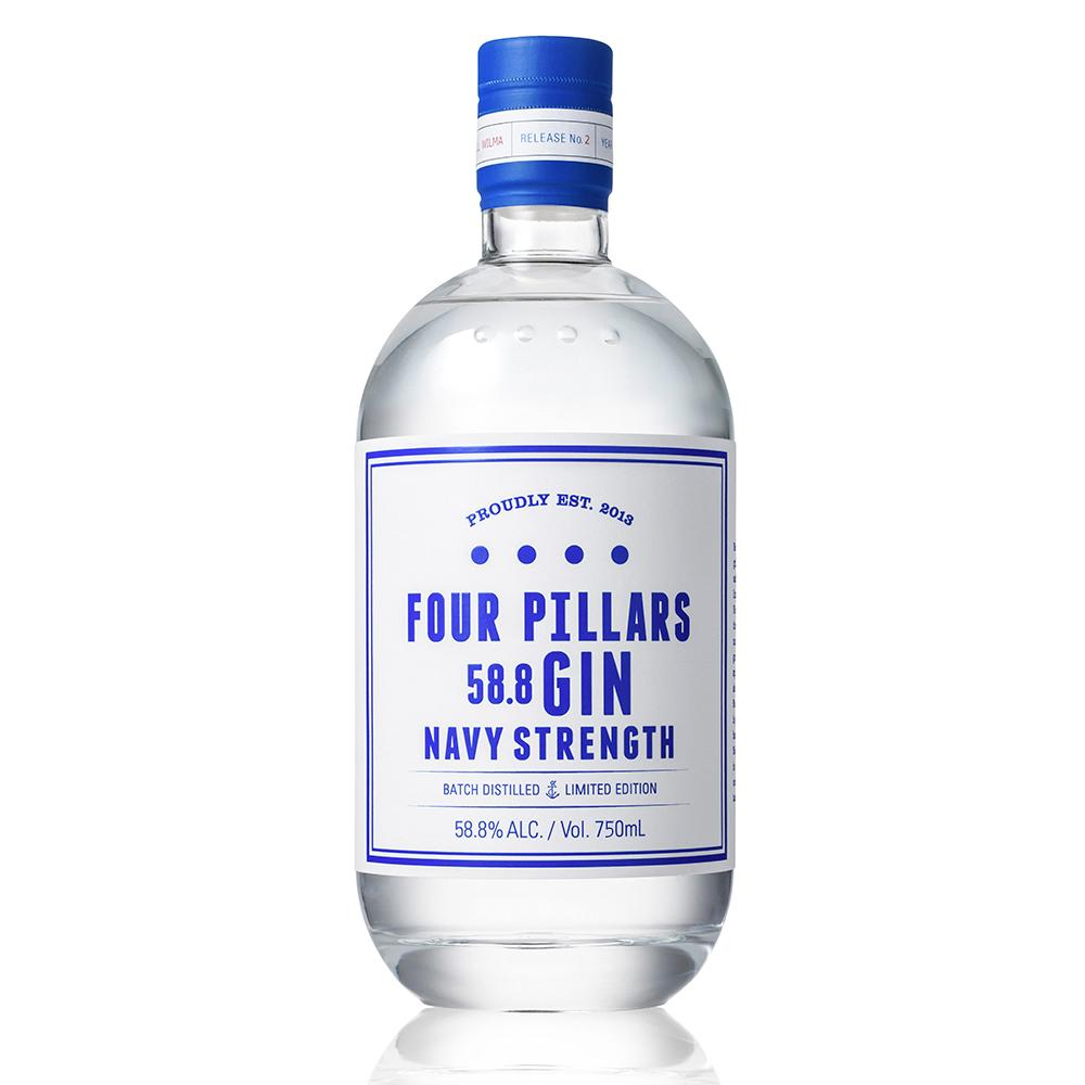 Four Pillars Navy Strength Gin Gin Four Pillars Gin