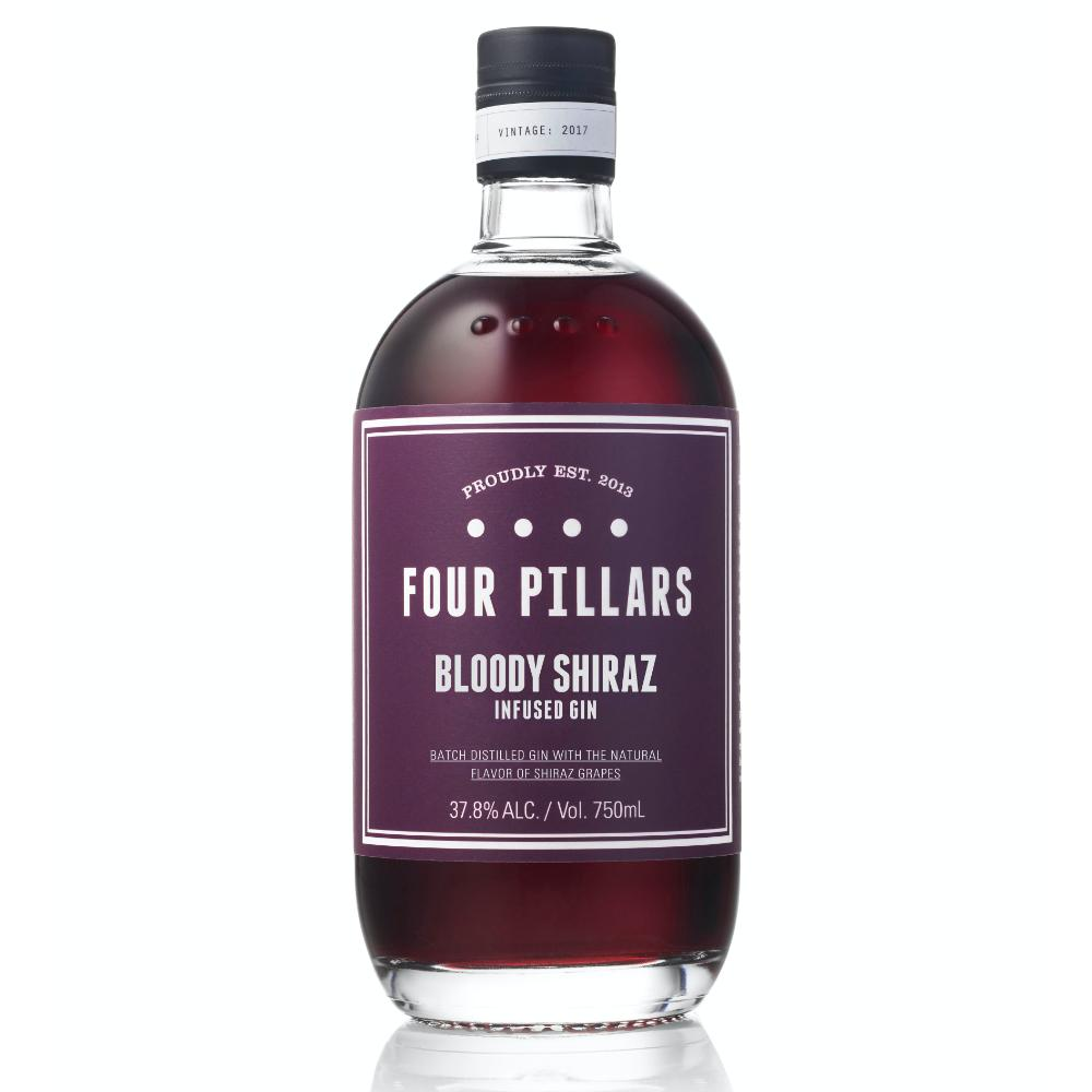 Four Pillars Bloody Shiraz Gin Gin Four Pillars Gin