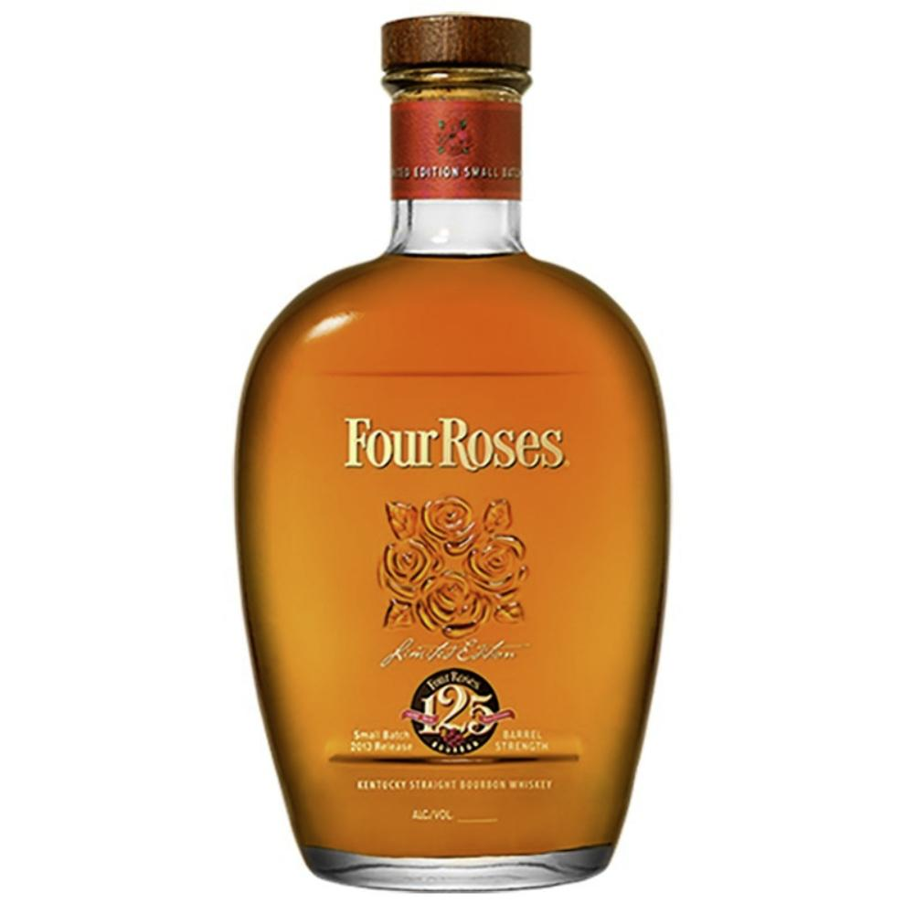 Four Roses 125th Anniversary 2013 Limited Edition Small Batch Bourbon Four Roses