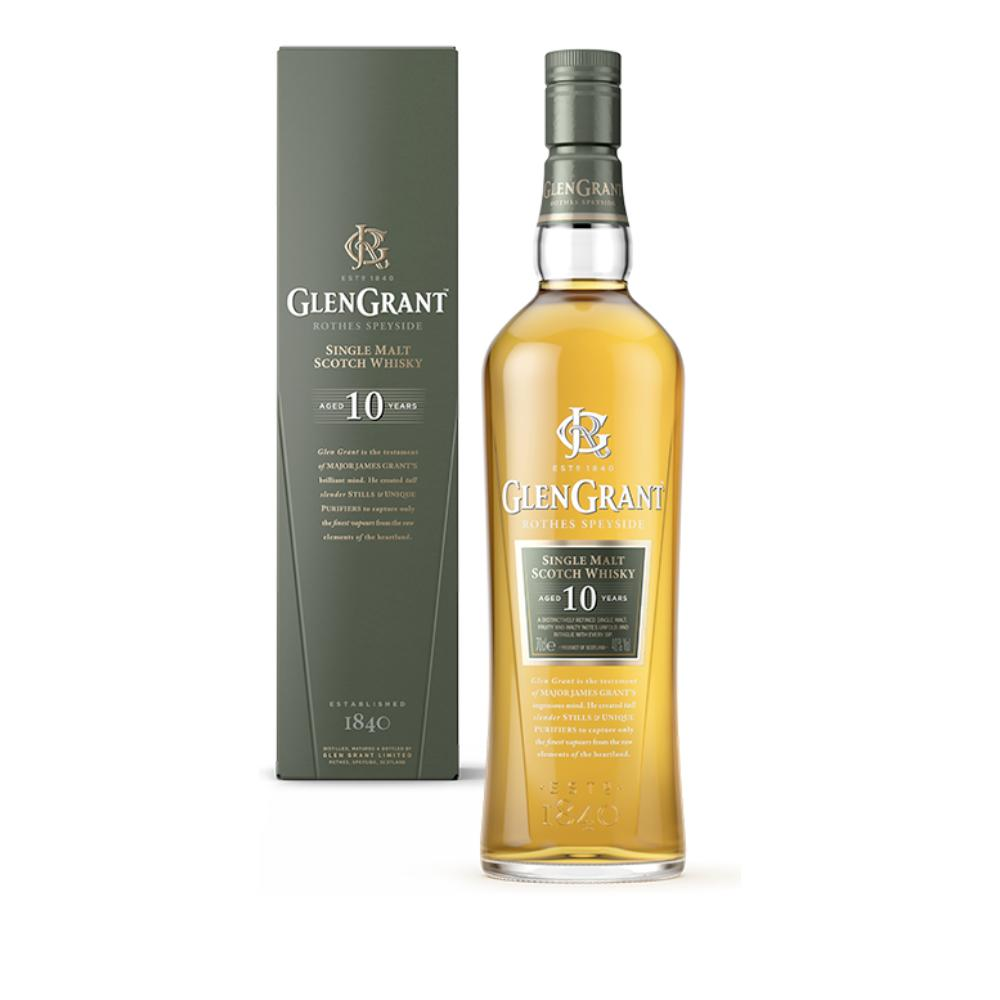 Glen Grant 10 Years Old Scotch Glen Grant