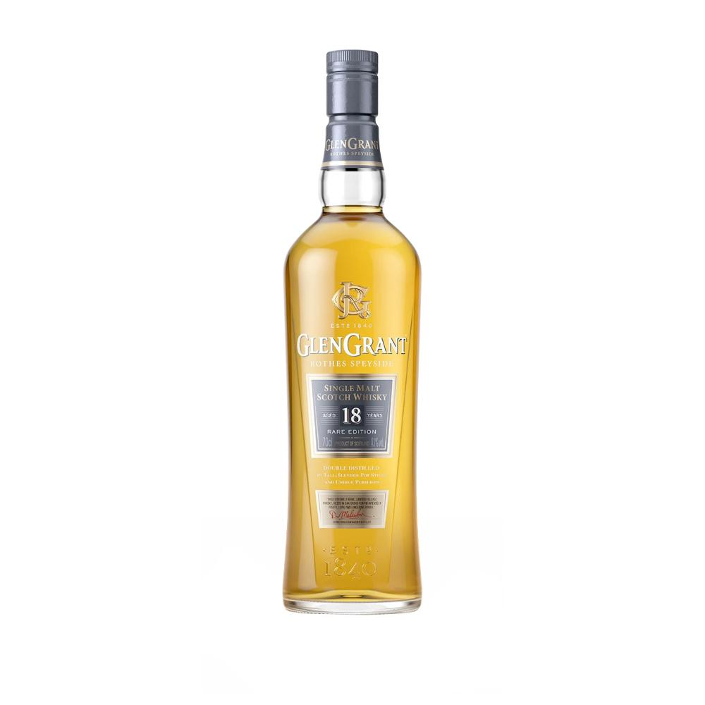 Glen Grant 18 Year Old Scotch Scotch Glen Grant