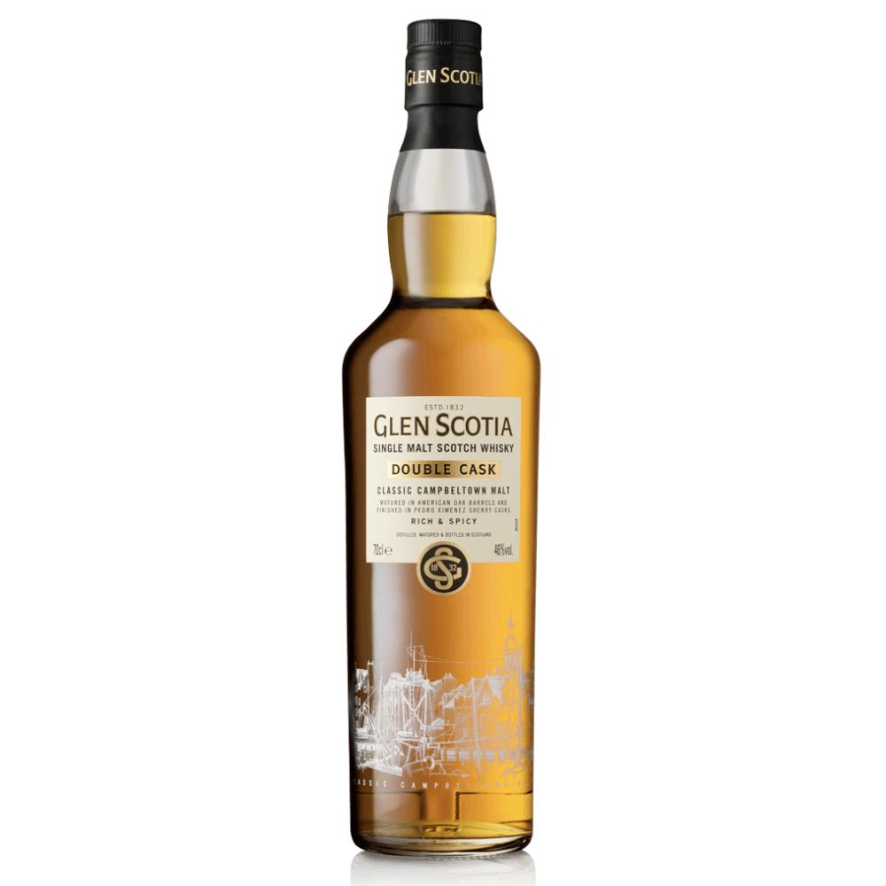 Glen Scotia Double Cask Single Malt Whiskey Glen Scotia