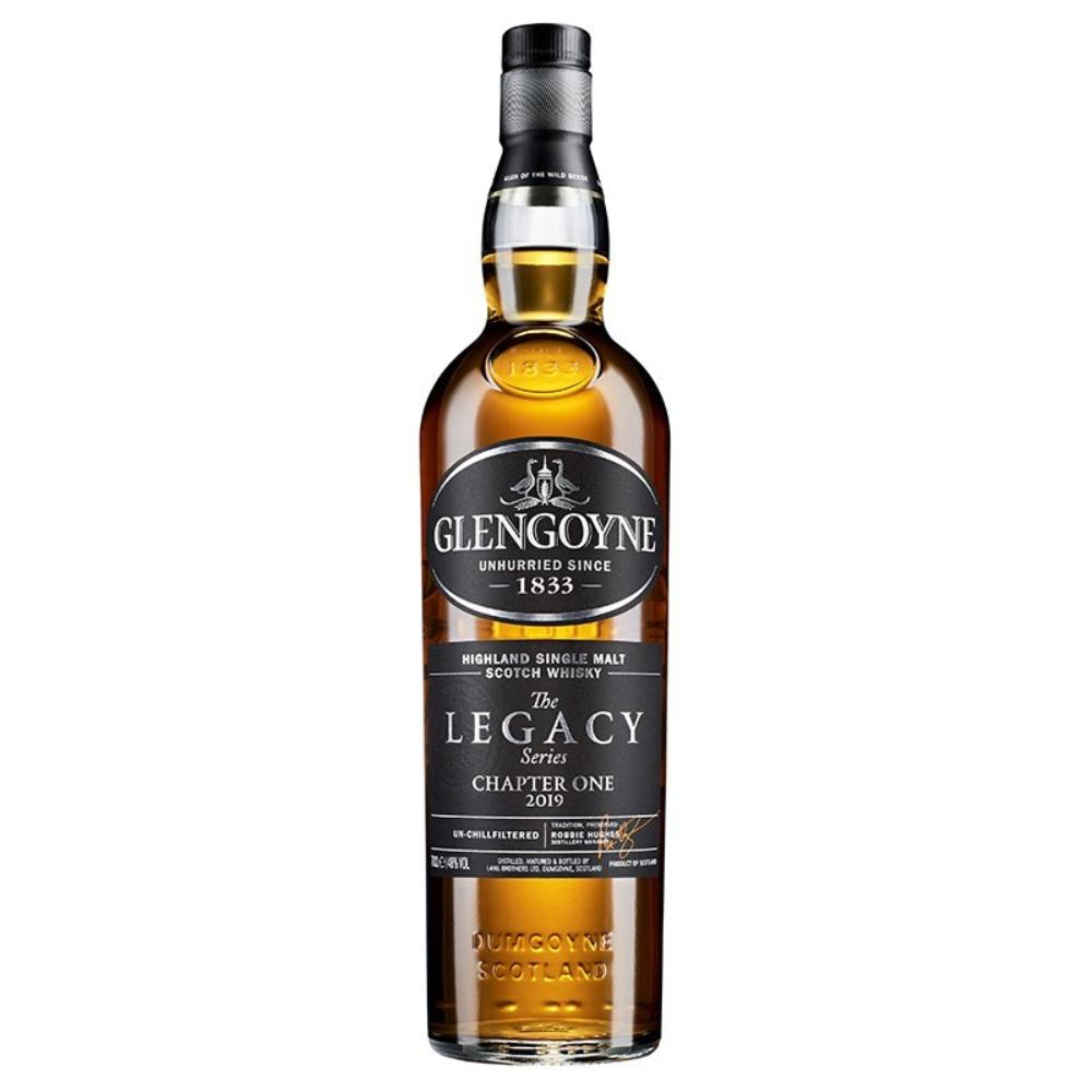 Glengoyne Legacy Series Chapter One Scotch Glengoyne
