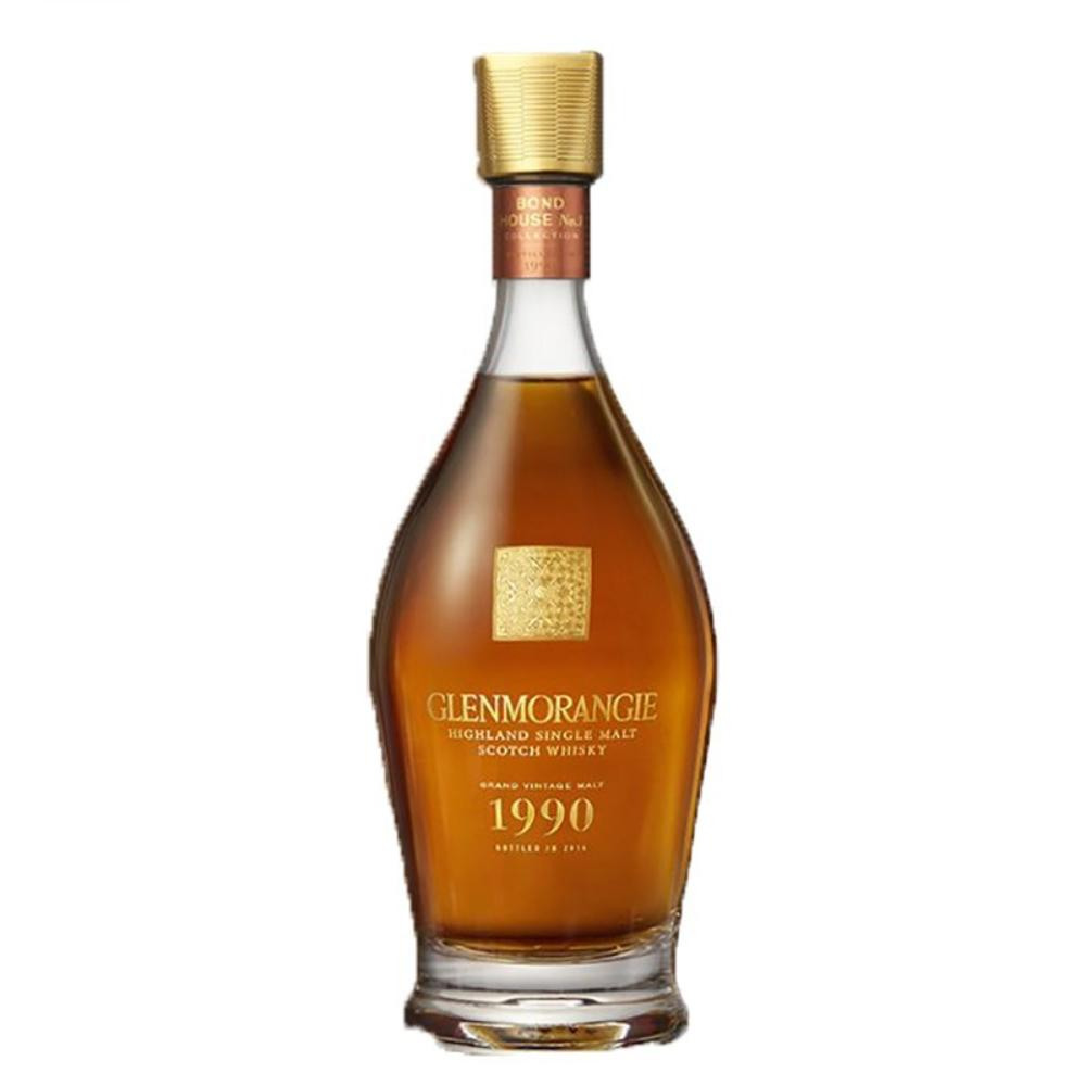Glenmorangie Grand Vintage Malt 1990 Scotch Glenmorangie