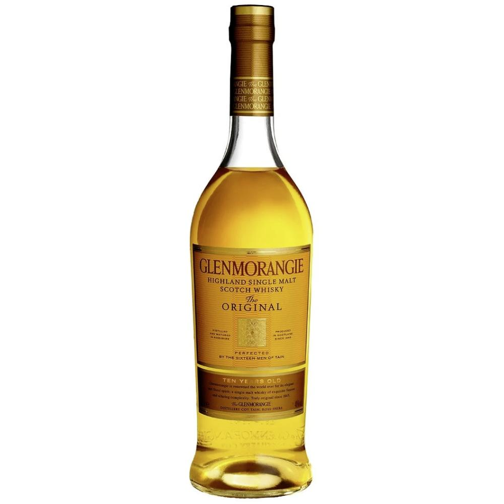 Glenmorangie Original 10 Year Old Scotch Glenmorangie