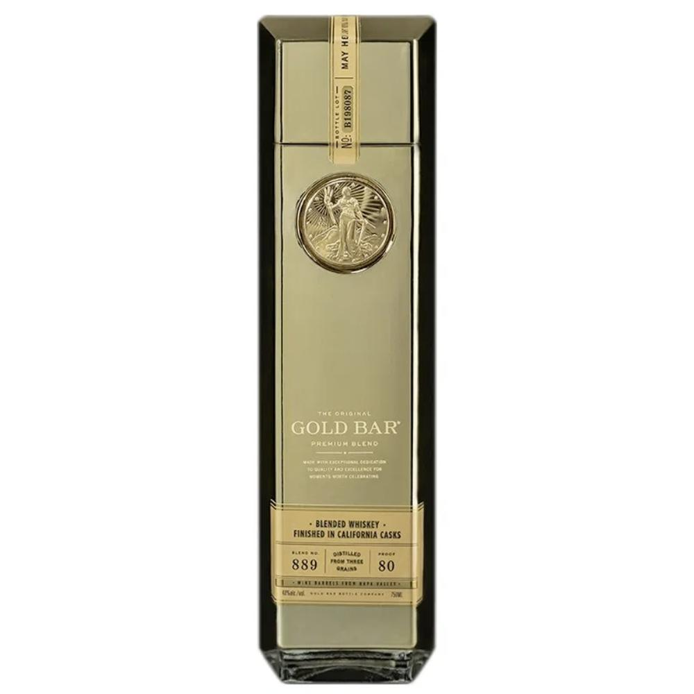 Gold Bar 889 Blend American Whiskey American Whiskey Gold Bar
