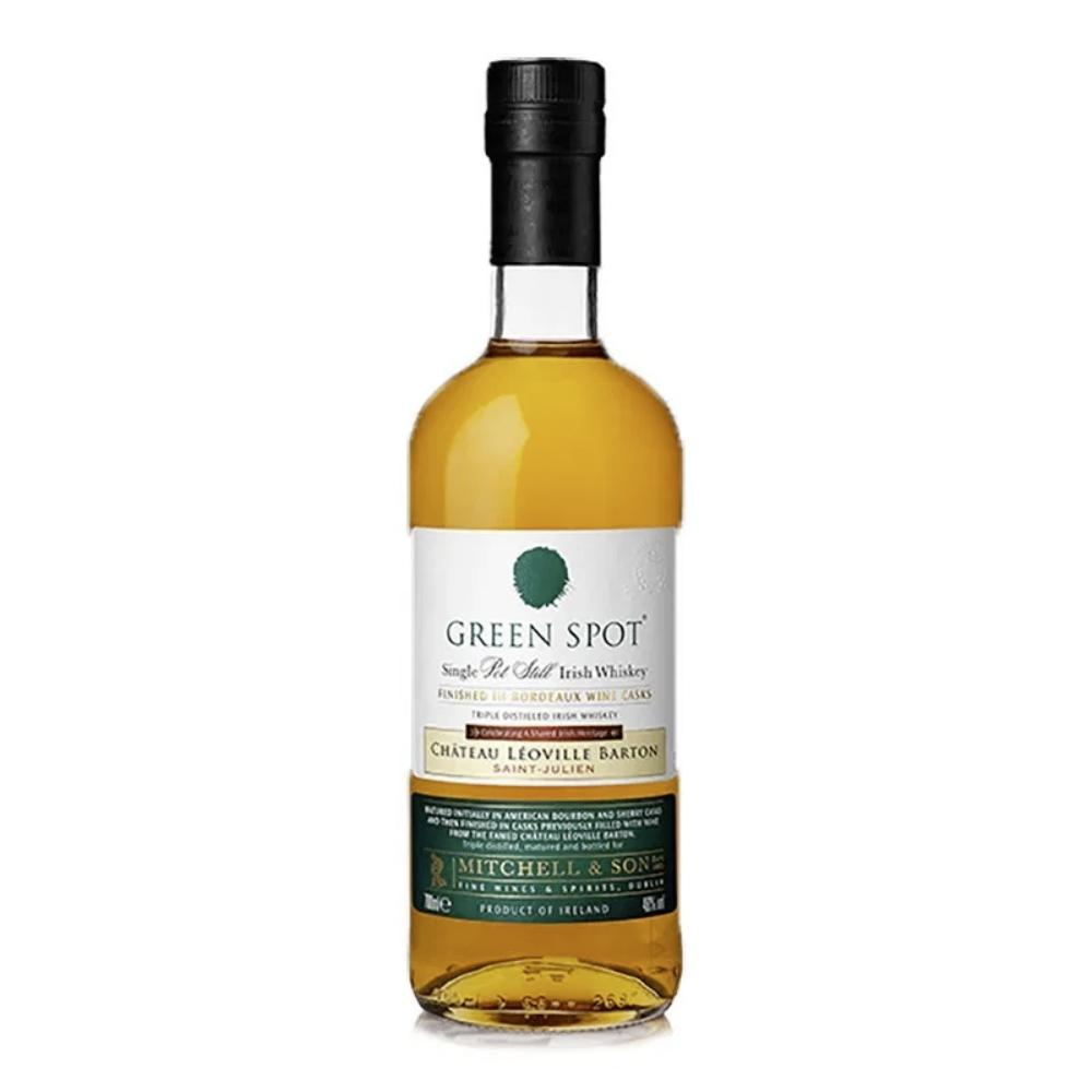 Green Spot Chateau Léoville Barton Irish Whiskey Irish whiskey Spot Whiskey