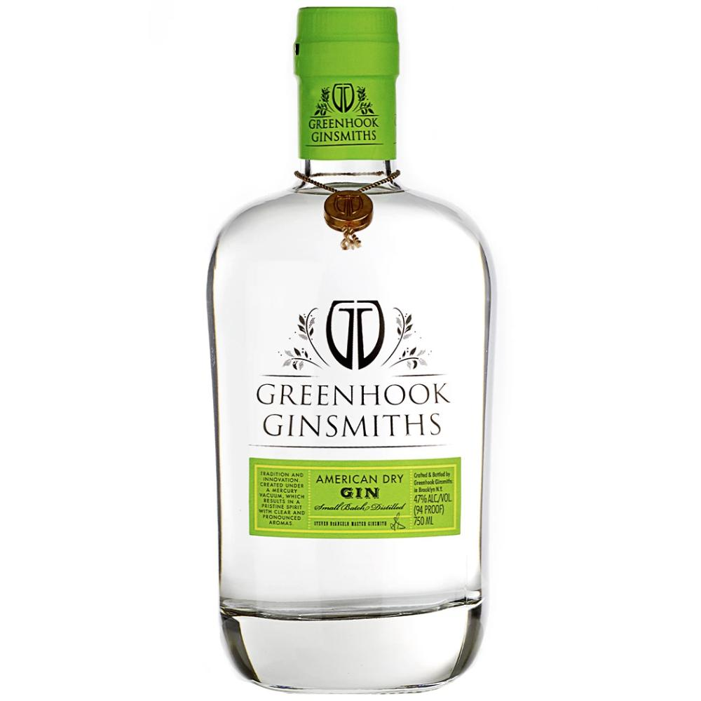 Greenhook American Dry Gin Gin Greenhook Ginsmiths