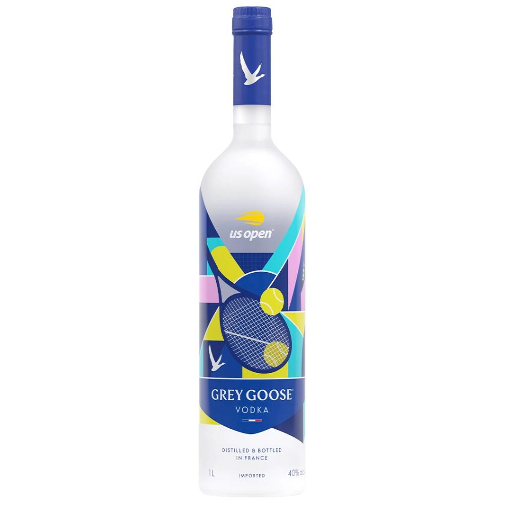 Grey Goose 2020 US Open Limited Edition Bottle Vodka Grey Goose Vodka