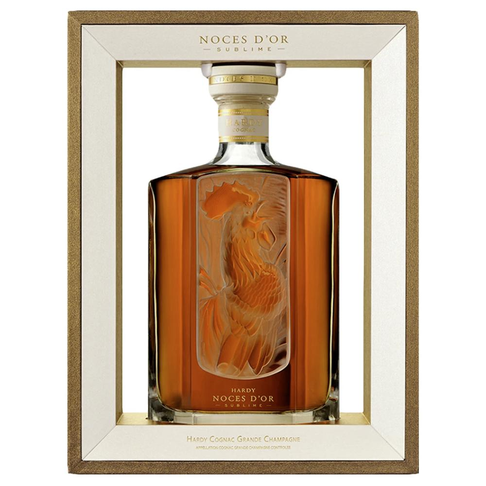 Hardy Noces D'Or Sublime 50 Year Old Cognac Hardy Cognac