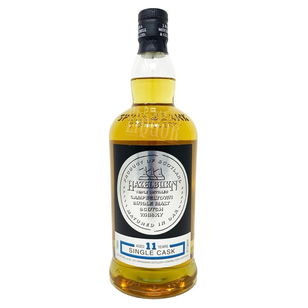 Hazelburn 2007 11 Year Old Single Cask #1018 Scotch Springbank