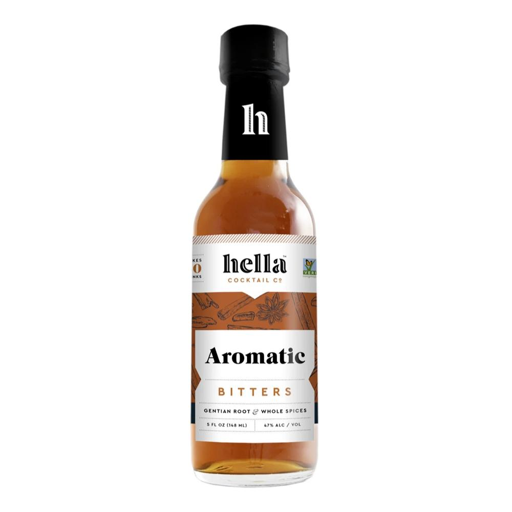 Hella Cocktail Aromatic Bitters 5 OZ Bitters Hella Cocktail Co.