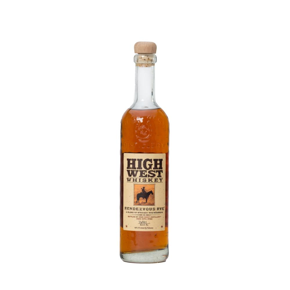 High West Rendezvous Rye 375ml Rye Whiskey High West Distillery