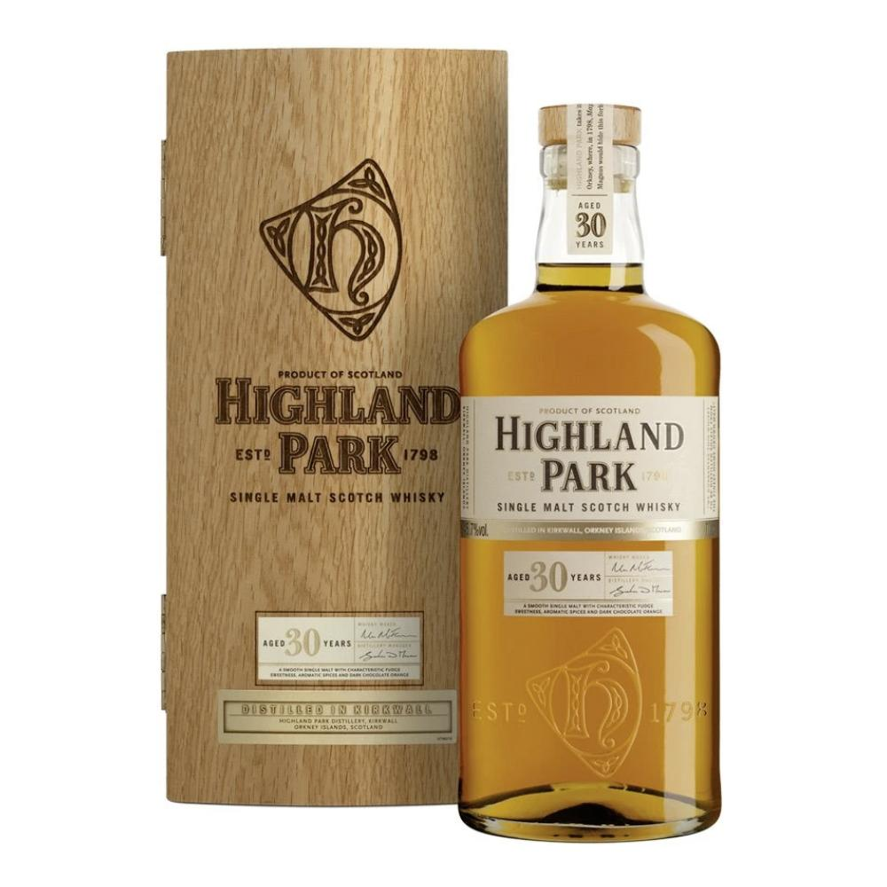 Highland Park 30 Year Old Scotch Highland Park