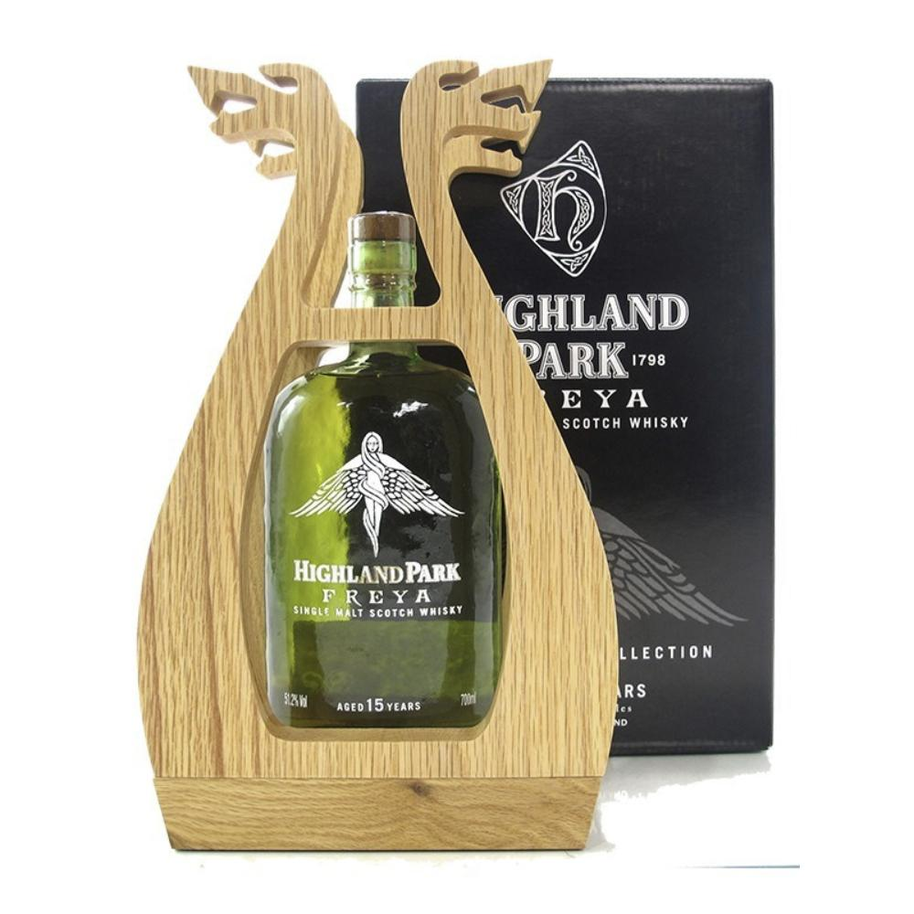 Highland Park Freya 15 Year Old Scotch Highland Park