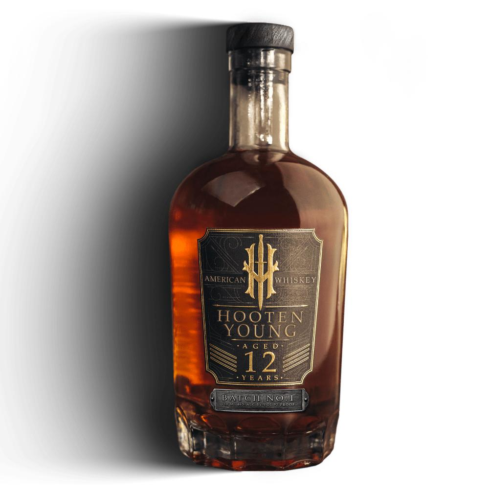 Hooten Young 12 Year Old Batch No. 1 Bourbon Hooten Young