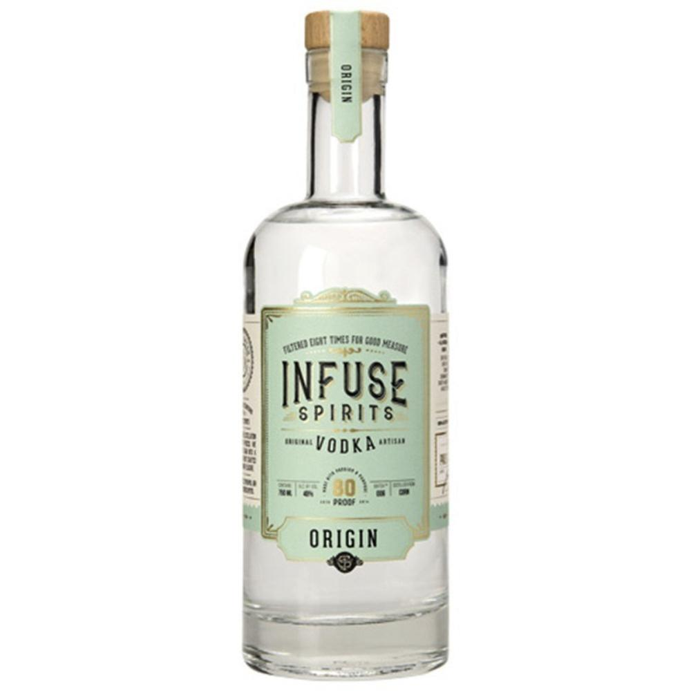 Infuse Spirits Origin Vodka Vodka Infuse Spirits