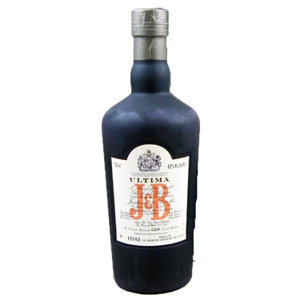 J&B Ultima Scotch Whisky Scotch J&B