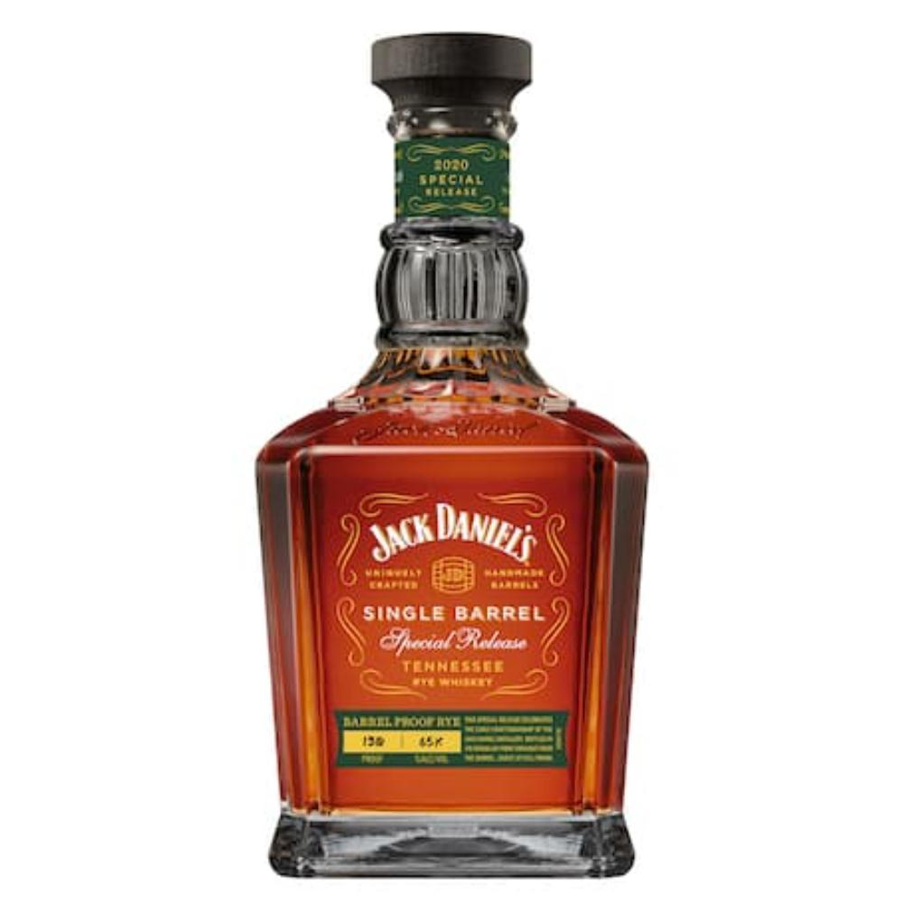 Jack Daniel's Single Barrel 2020 Special Release Barrel Proof Rye Rye Whiskey Jack Daniel's