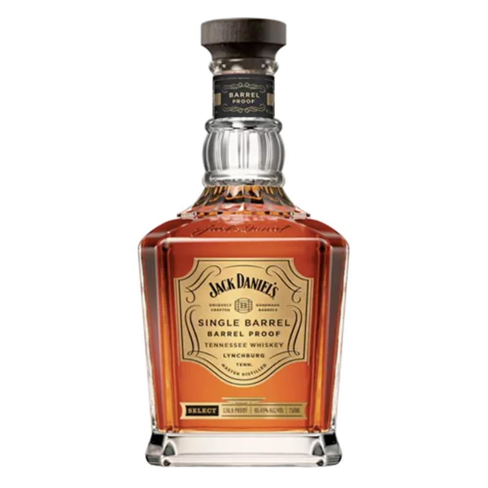 Jack Daniel's Single Barrel Barrel Proof American Whiskey Jack Daniel's