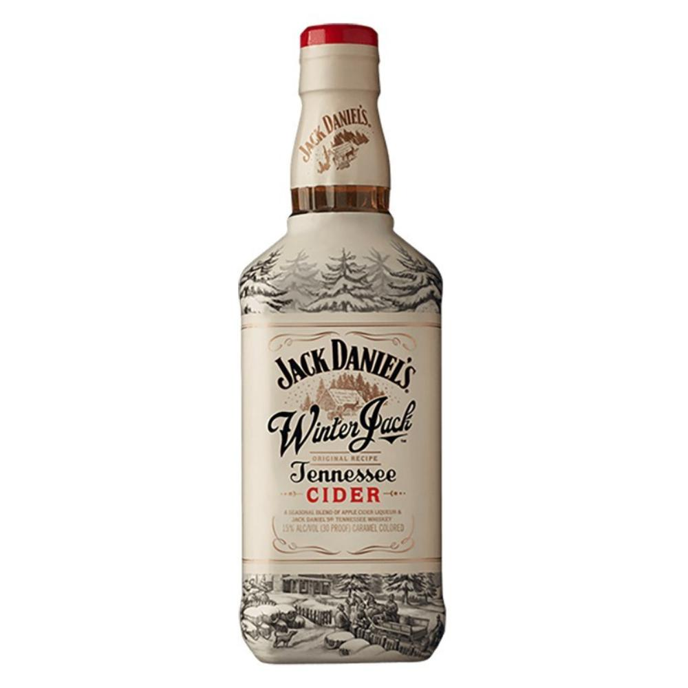 Jack Daniel's Winter Jack Tennessee Cider American Whiskey Jack Daniel's